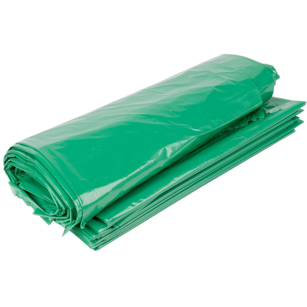 Eco-Friendly Low Density Trash Can Liners / Garbage Bags ...