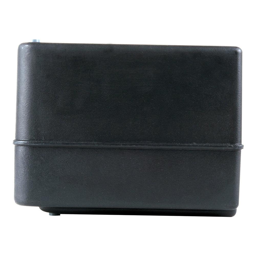Cambro 200bc1110 Black Plastic Dual Booster Seat