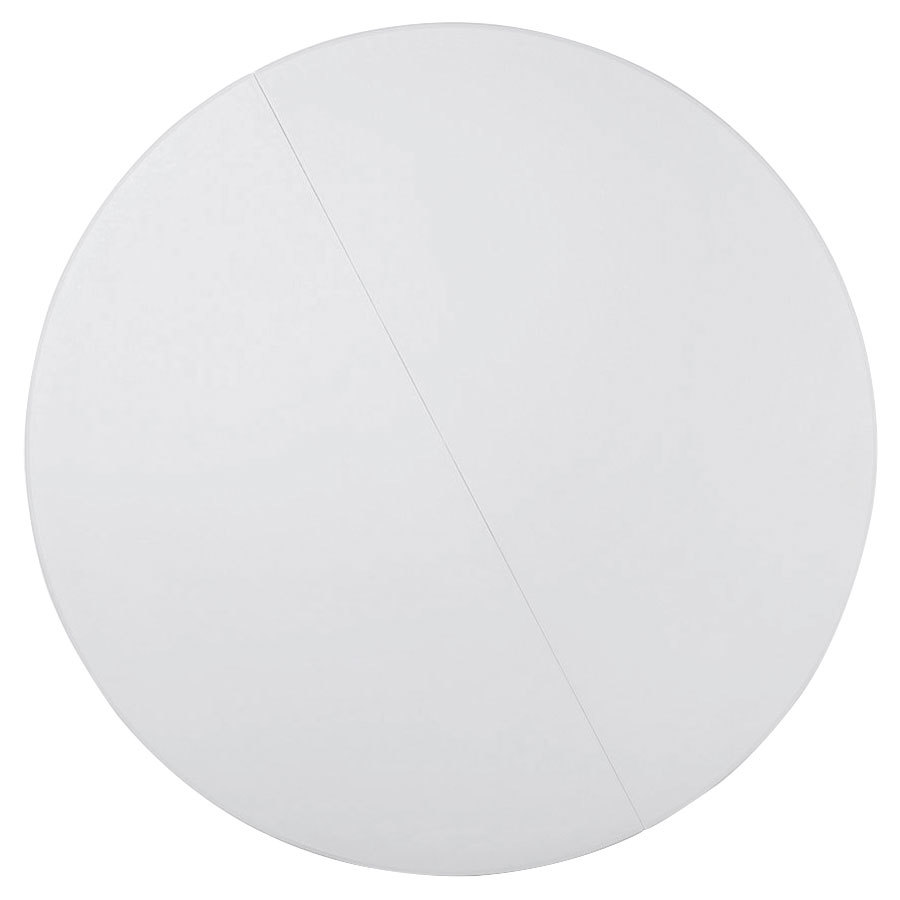 Superb ... Round Heavy Duty White Granite Plastic Folding Table. Main Picture;  Image Preview ...
