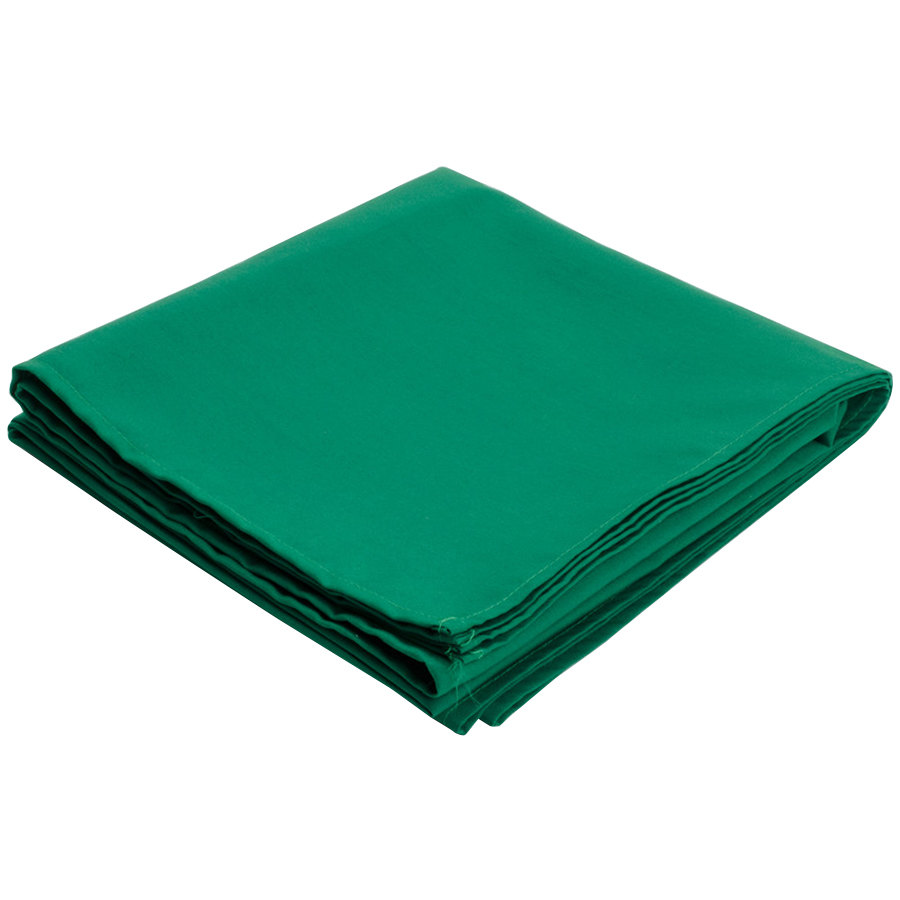120 green round hemmed polyspun cloth table cover for 120 round table cover