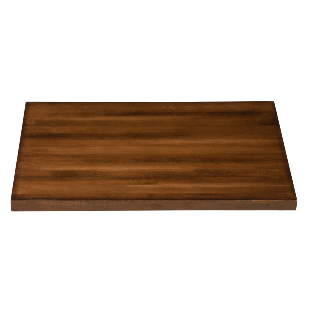 lancaster table seating 24 x 24 solid wood live edge table top with antique walnut finish. Black Bedroom Furniture Sets. Home Design Ideas