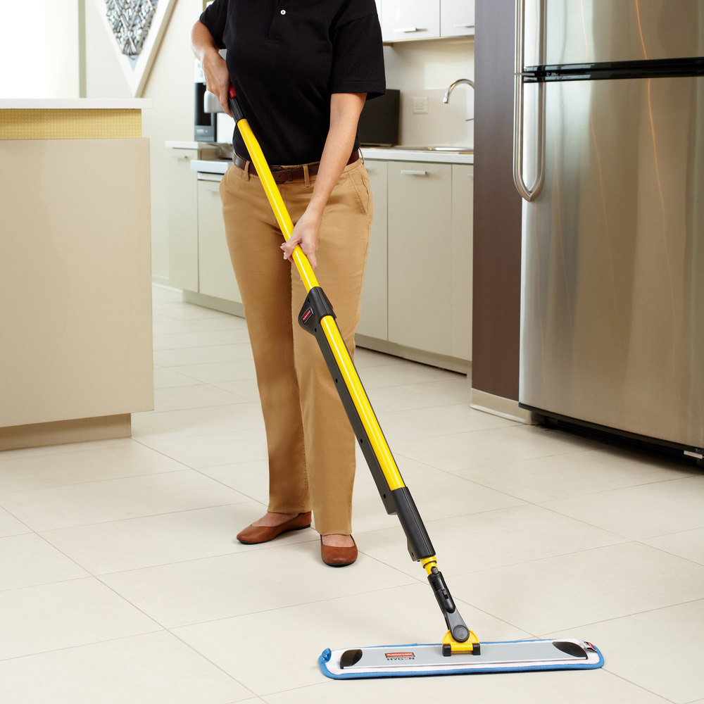 Rubbermaid 1835528 Pulse 18 Quot Microfiber Spray Mop With Frame