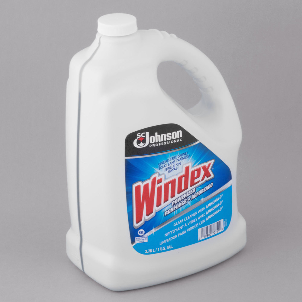 Windex Multi Surface Cleaner Sds