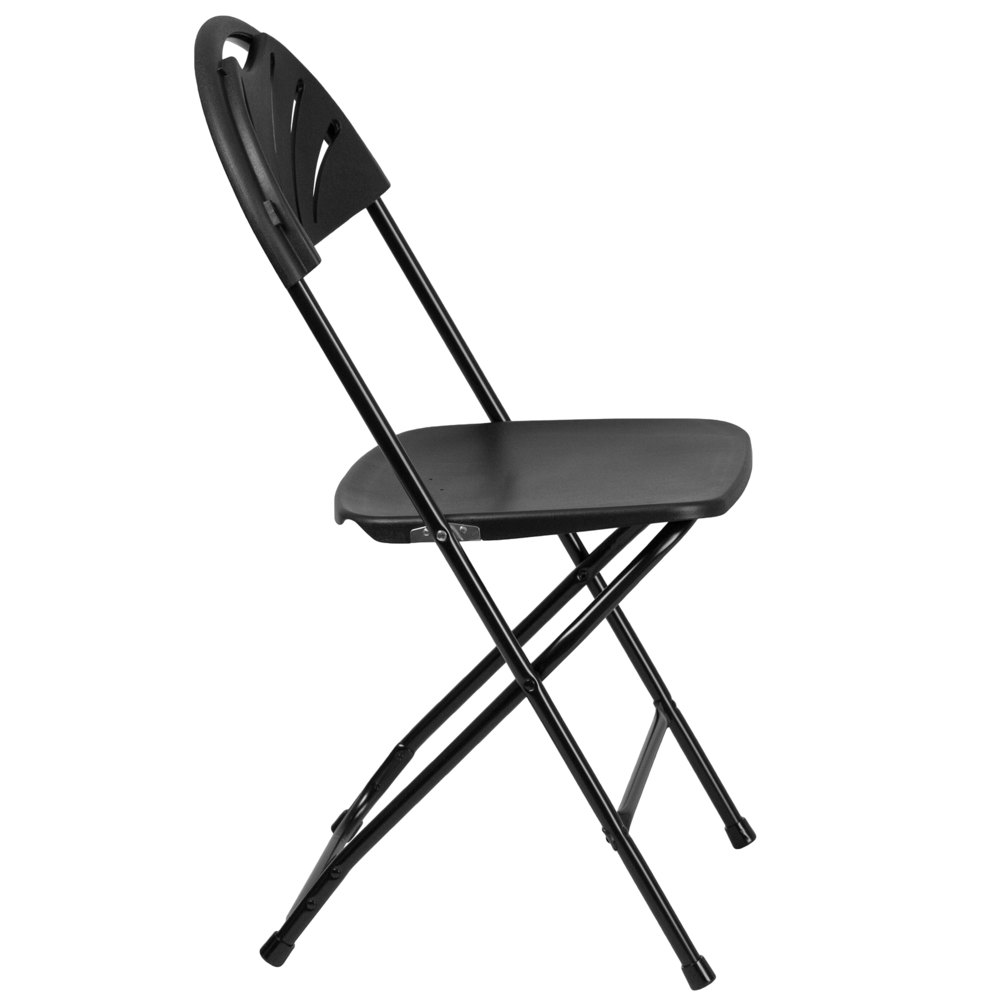 Black plastic folding chairs - Main Picture Image Preview Image Preview