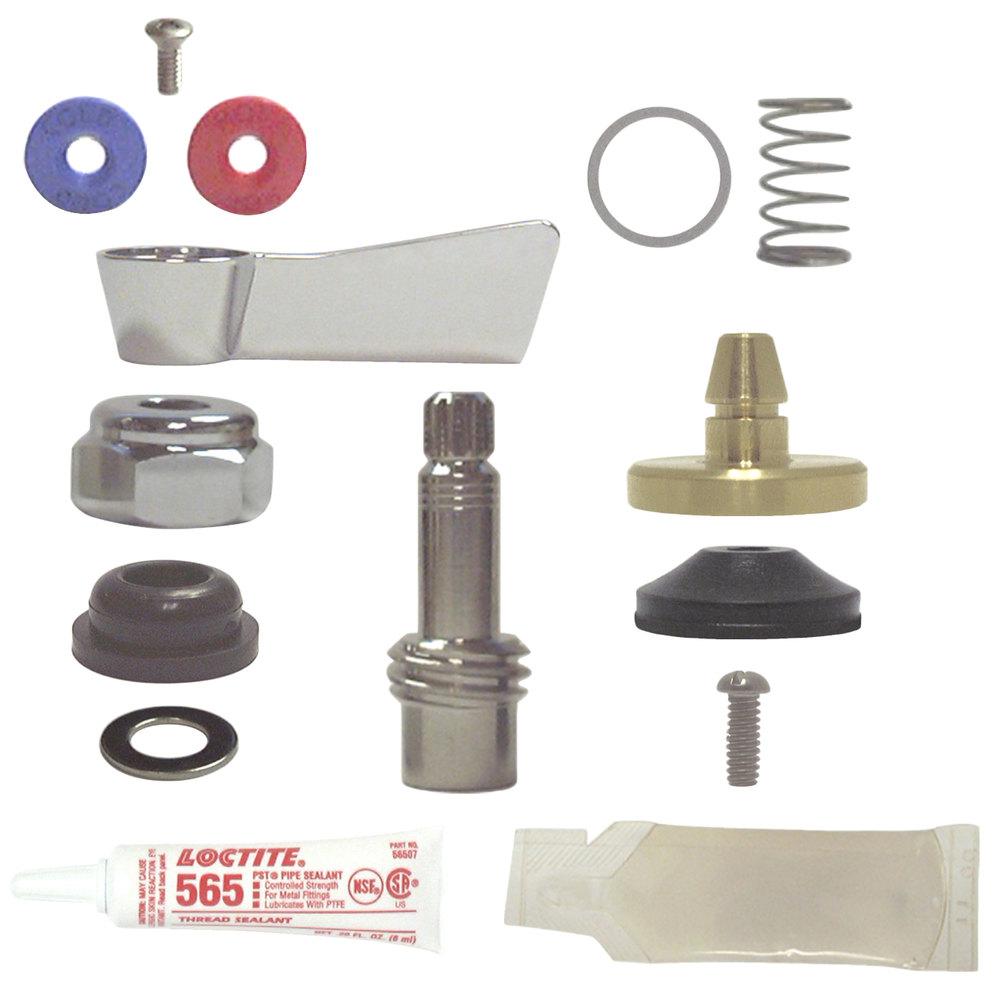Fisher Faucet Handles, Cartridges & Stems