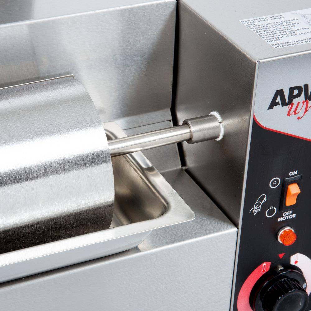 Apw Wyott M 95 3 Vertical Conveyor Bun Grill Toaster With
