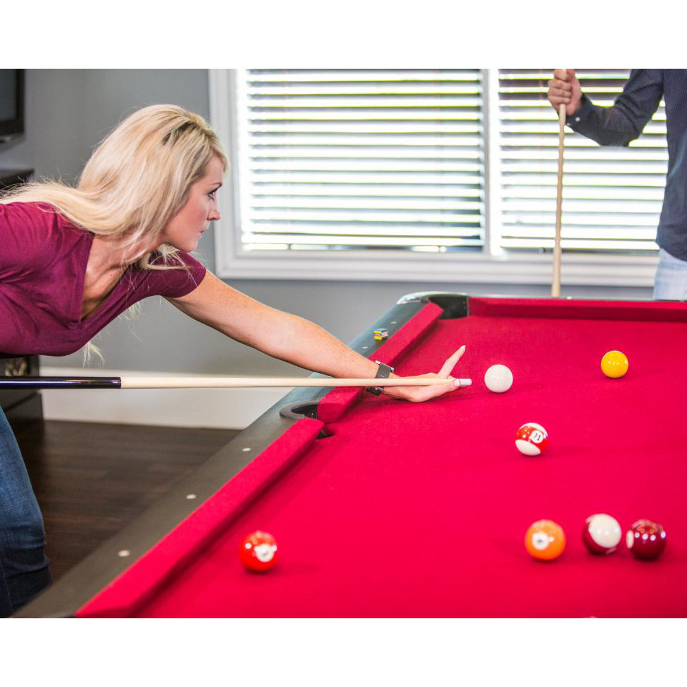 Mizerak P5223w1 Donovan Ii 8 Slate Billiard Pool Table