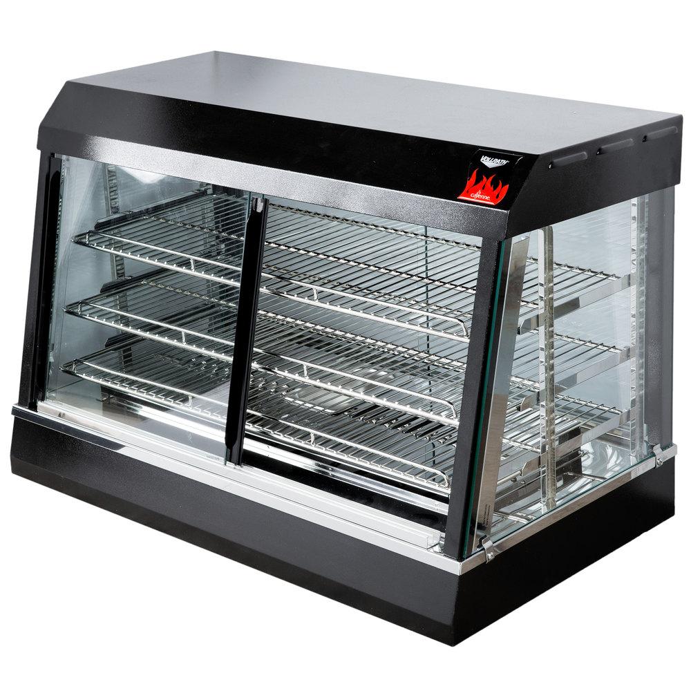 Food Warmer Display Case ~ Vollrath quot hot food display case warmer