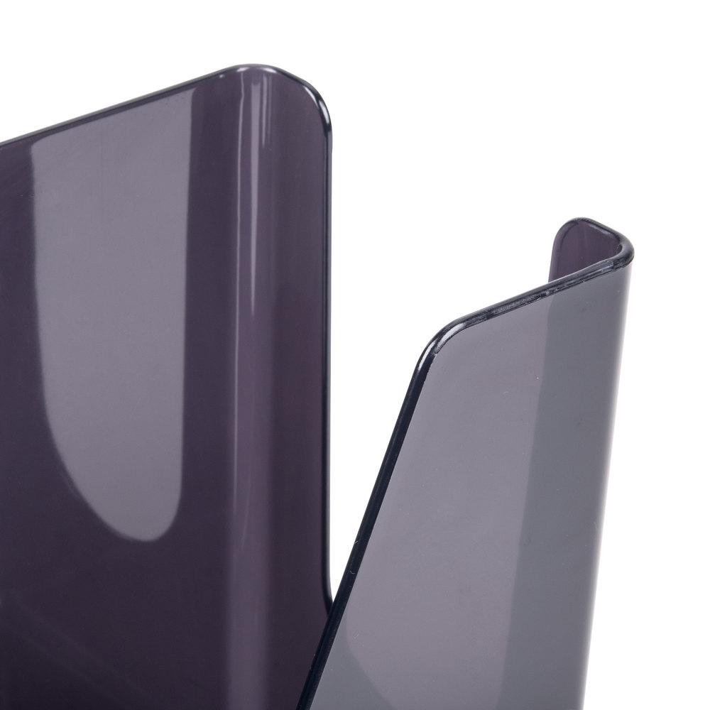 Countertop Paper Towel Dispenser : San Jamar T1720TBK Countertop Towel Dispenser - Black Pearl
