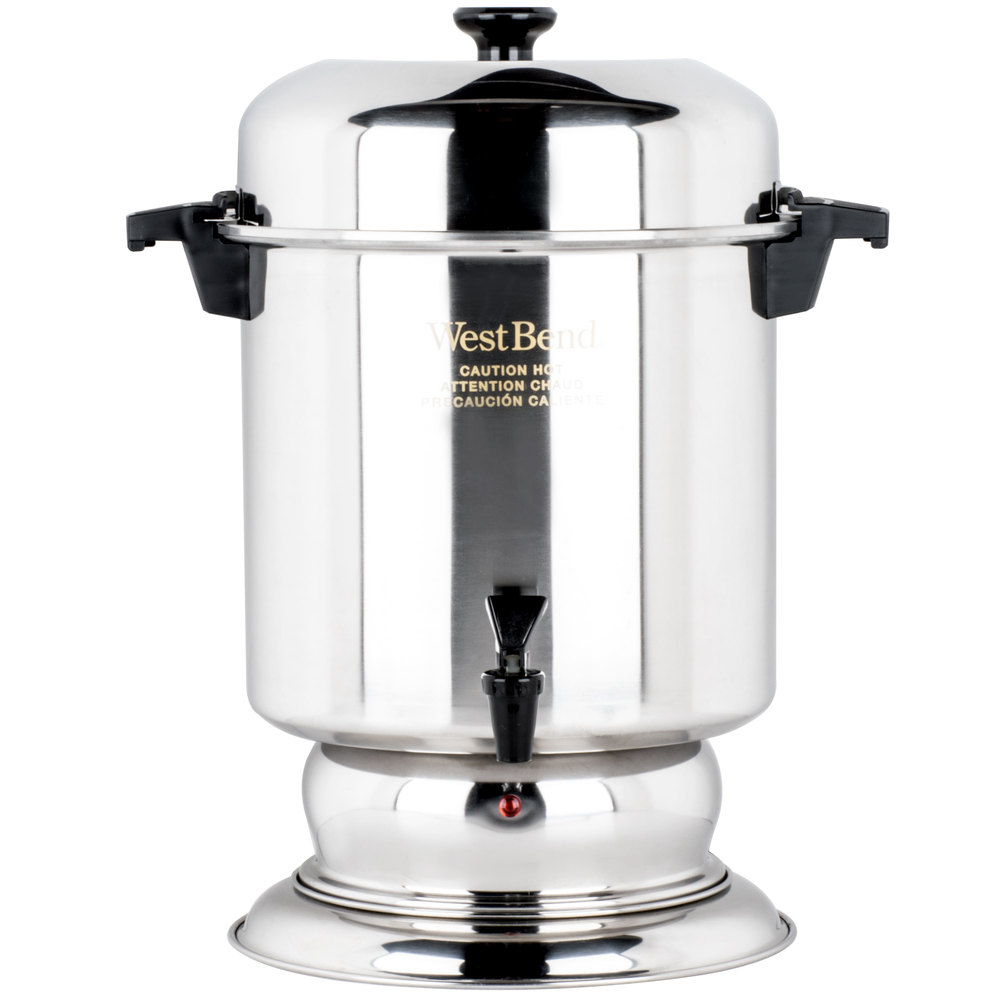 West Bend Coffee Maker Instructions 55 Cup