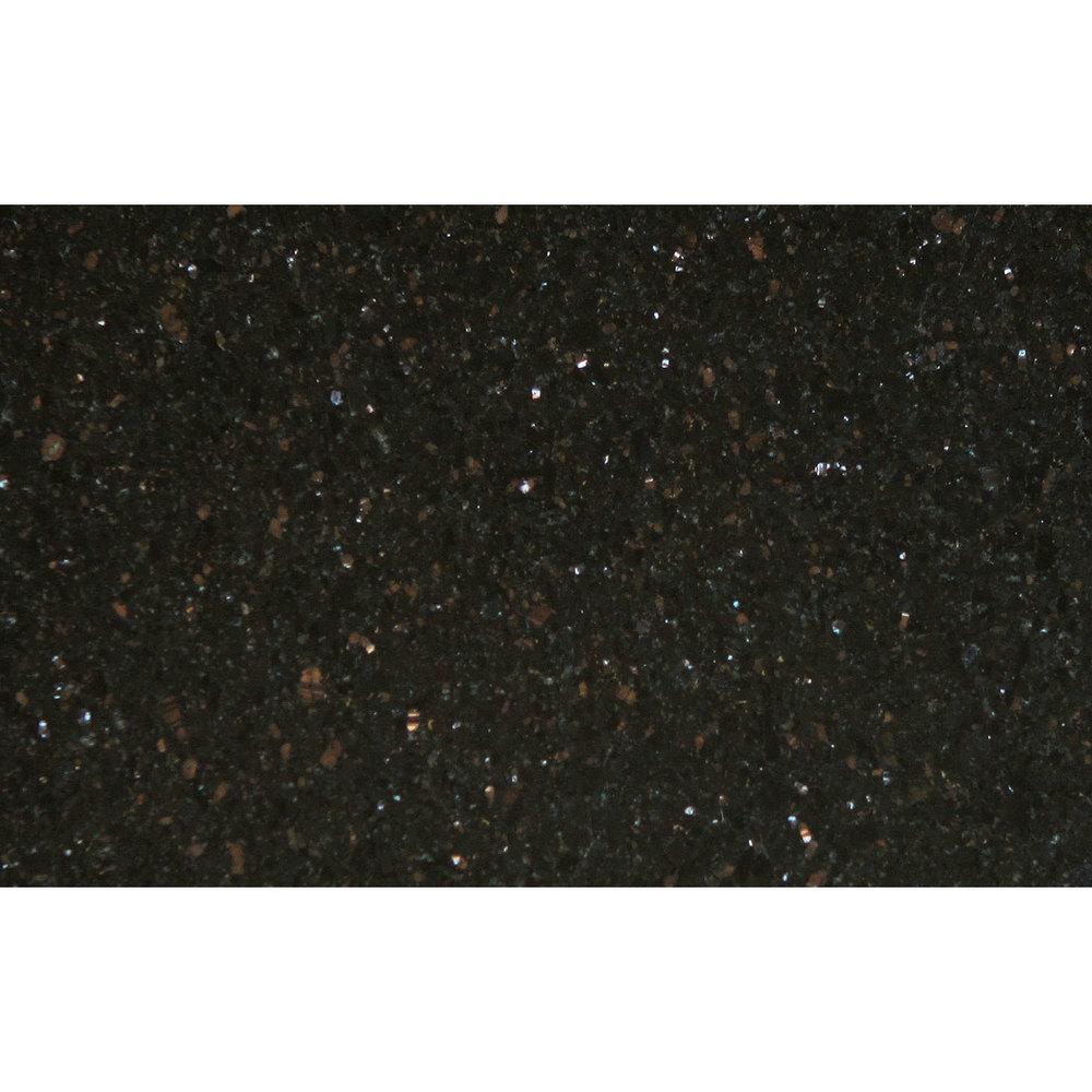 Art Marble Furniture G206 30 X 48 Black Galaxy Granite