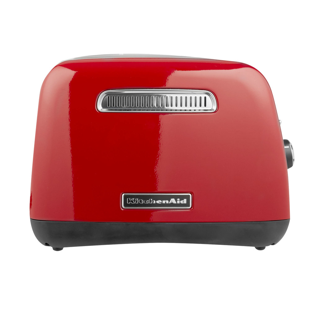 KitchenAid KMT4115ER Empire Red Four Slice Toaster with Manual Lift