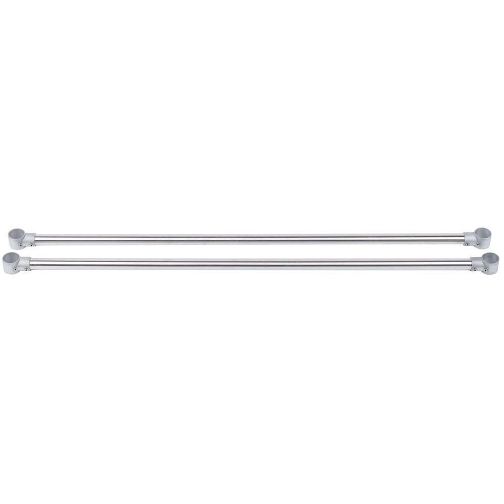 Regency 45 13/16 inch Front / Back Sink Cross Brace - 2/Set