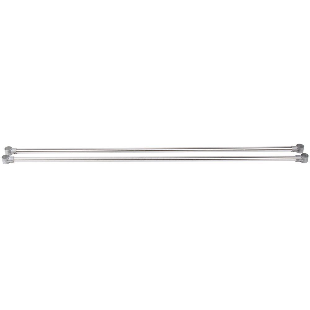 Regency 66 13/16 inch Front / Back Sink Cross Brace - 2/Set