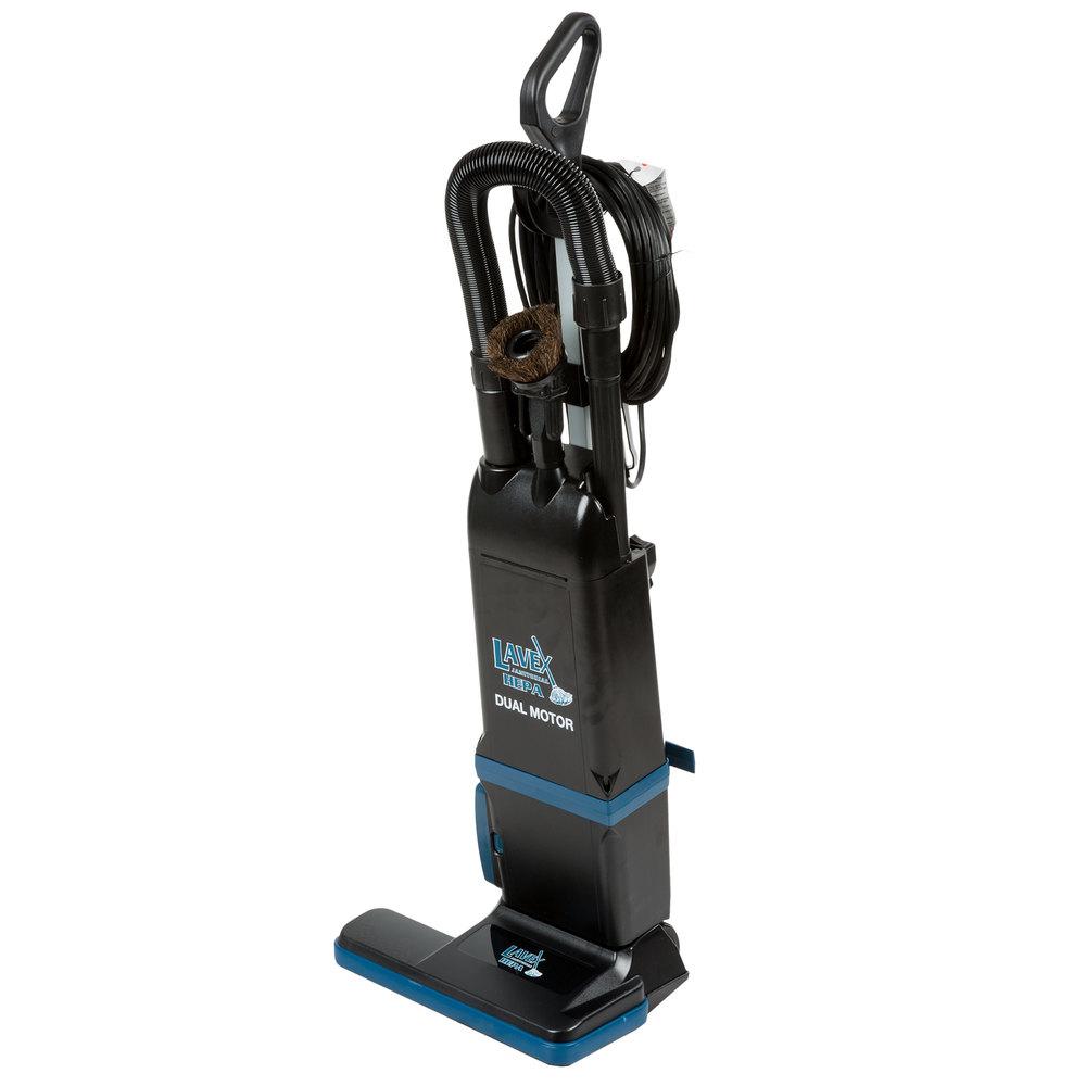 Lavex upright vacuum cleaner