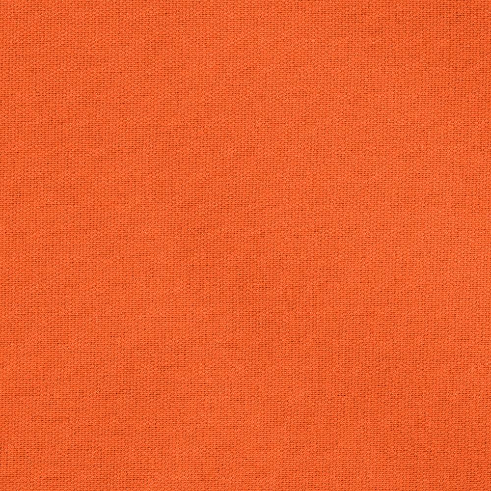 20 Quot X 20 Quot Orange Hemmed Polyspun Cloth Napkin 12 Pack
