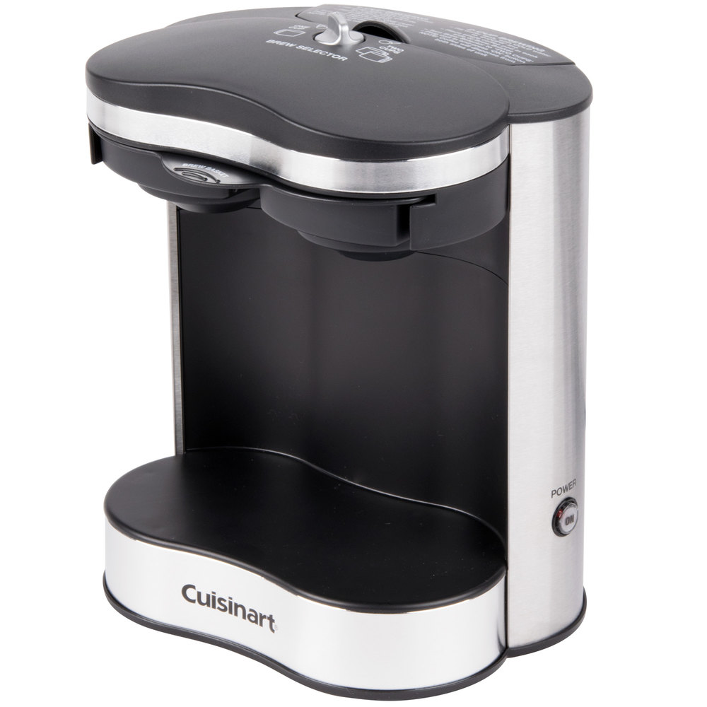 V Cup Coffee Maker : Conair Cuisinart WCM11S Two Cup Coffee Maker - 120V
