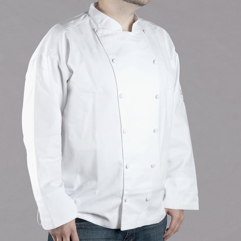 Chef revival gold j015 4x chef tex size 60 4x white for Cuisinier extra