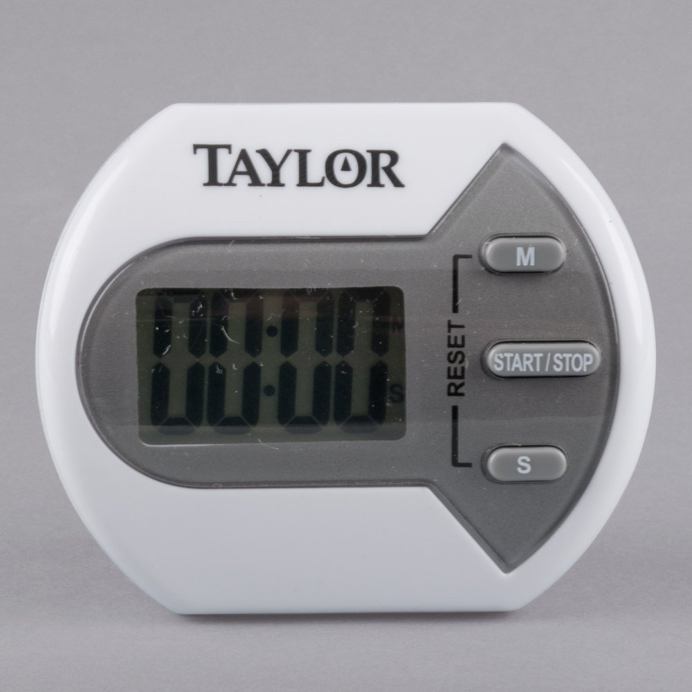 Taylor 5806 Compact Digital Kitchen Timer