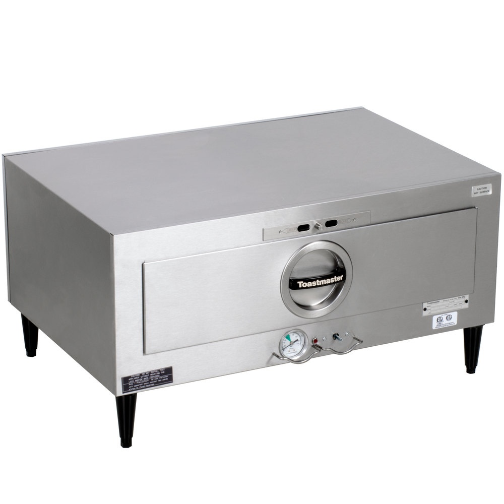 Single Door Warmer ~ Toastmaster a dt quot free standing single drawer