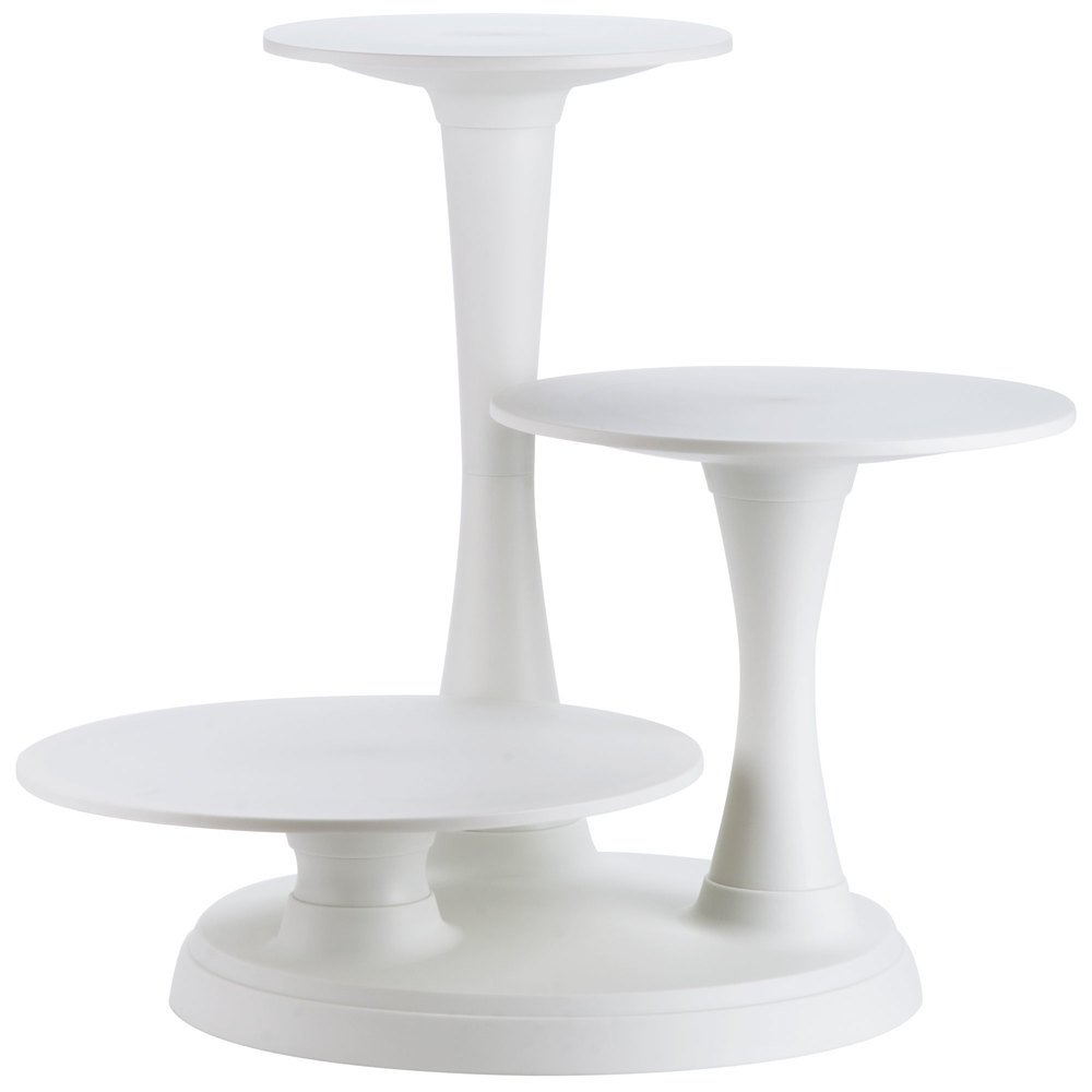 Wilton 307 350 Three Tier Pillar Cake Display Stand ...