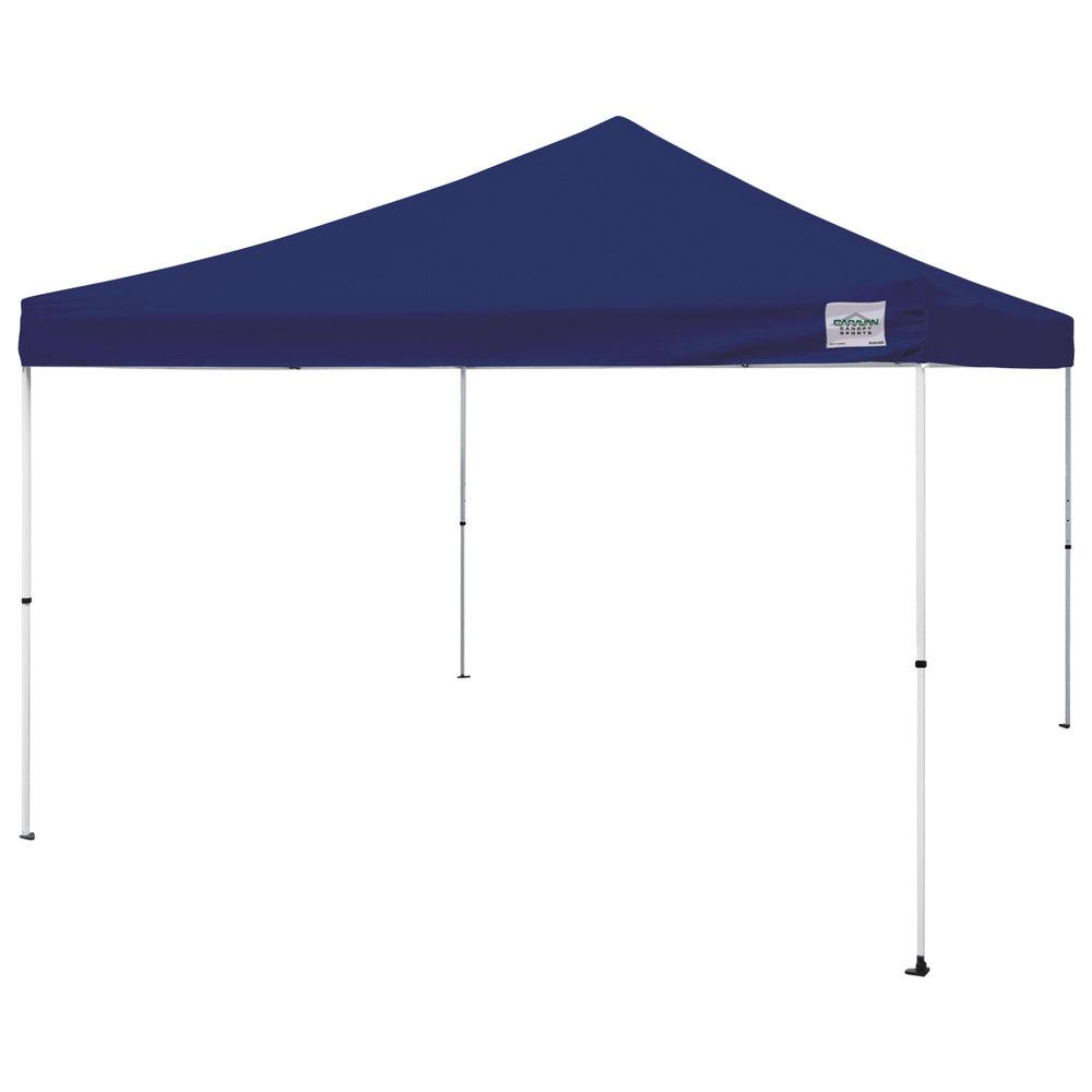 Caravan Canopy 21208100060 M-Series Pro 2 12u0027 x 12u0027 Navy Straight Leg  sc 1 st  WebstaurantStore & Canopies and Canopy Accessories - WebstaurantStore