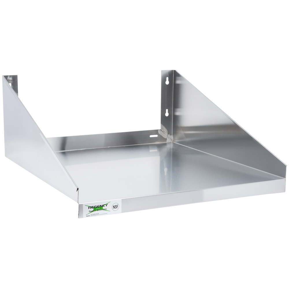 Design Stainless Steel Shelf regency 24 x stainless steel microwave shelf main picture image preview preview