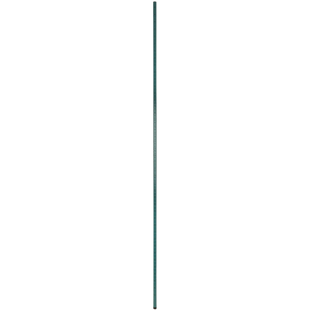 Regency NSF 96 inch Green Epoxy Post