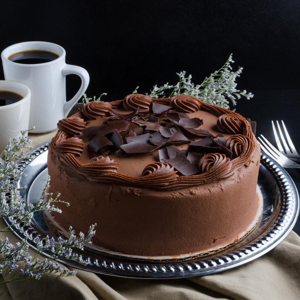 Pellman Triple Chocolate Cake 4 Case