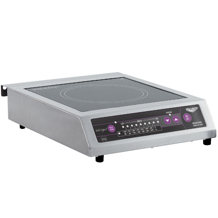 Vollrath 6950020 Commercial Series Countertop Induction Cooker ...