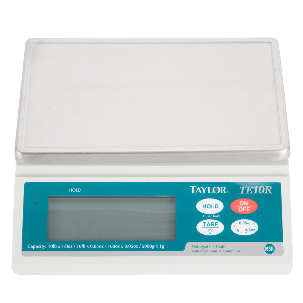Portion Scales: Mechanical & Digital Portion Control Scales