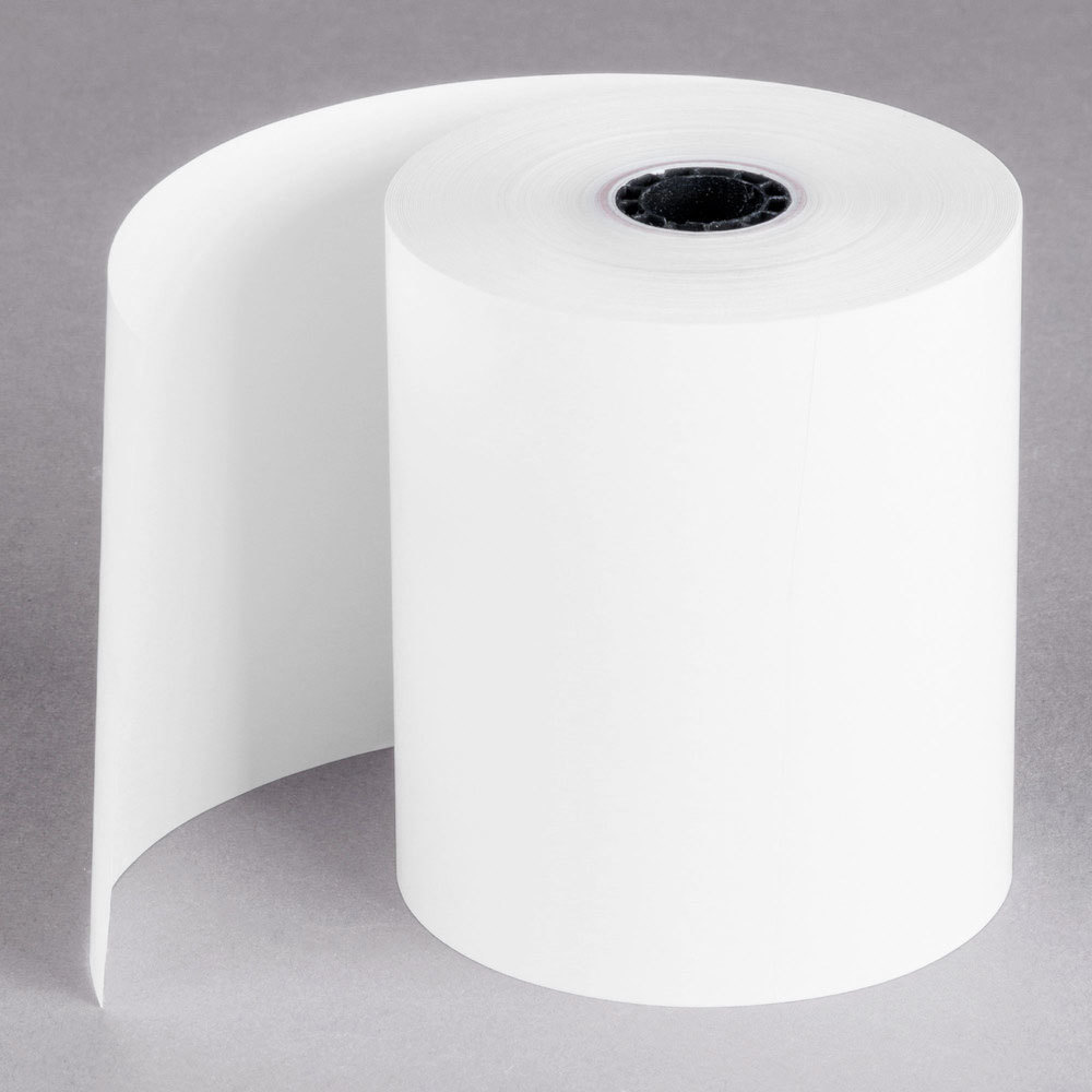 3 1 8 Quot X 230 Thermal Cash Register Pos Paper Roll Tape