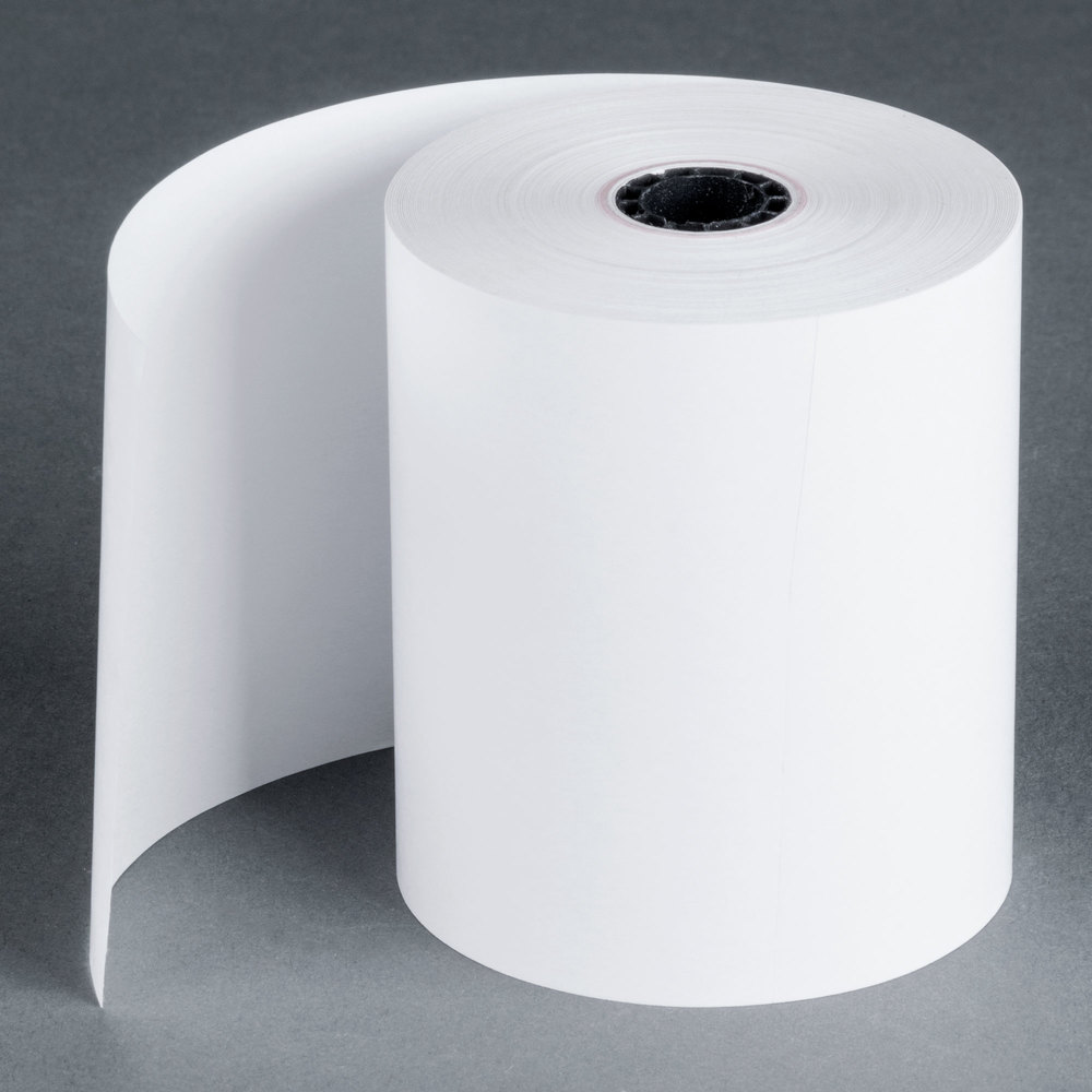 termal paper America's leader for thermal paper rolls, printer ribbons, custom printed paper rolls, guest checks, atm paper, crayons, cleaning cards and more.