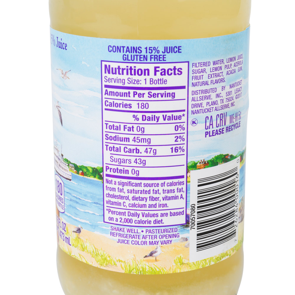 case analysis of nantucket nectars Nantucket nectars tom scott and tom first started allserve, a floating convenience store serving boats in the nantucket harbour during their summer.