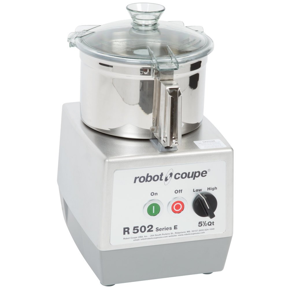 how to use a robot coupe