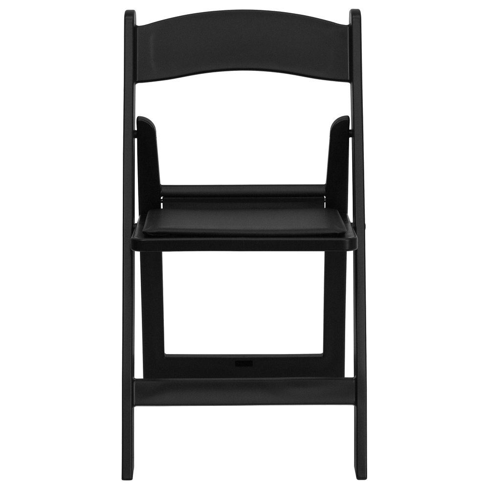 Black plastic chair -  Black Plastic Folding Chair With Main Picture Image Preview Image Preview