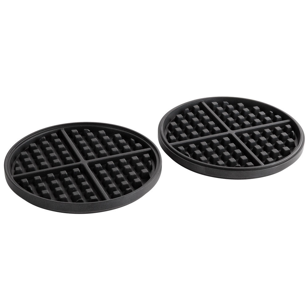 Carnival King WSMGRID2 Waffle Iron Grid for WSM11 and WSM22 - 2/Set