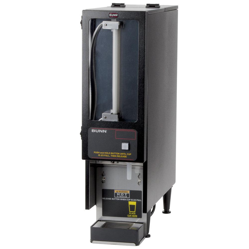 Bunn SET00.0203 FMD-1 BLK Fresh Mix Cappuccino / Espresso Machine ...
