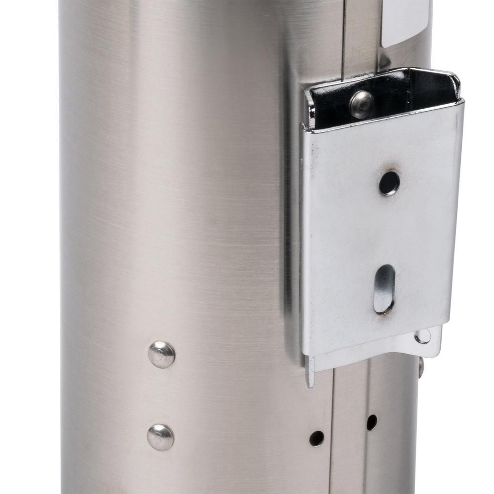 San Jamar C4150ss Pull Type Cup Dispenser 3 Oz 5 Oz