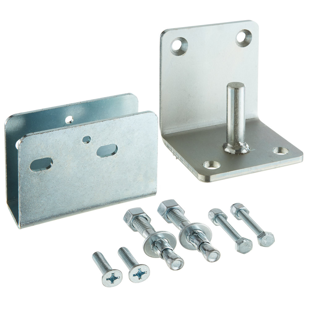 Regency Lower Bracket for Traffic Doors