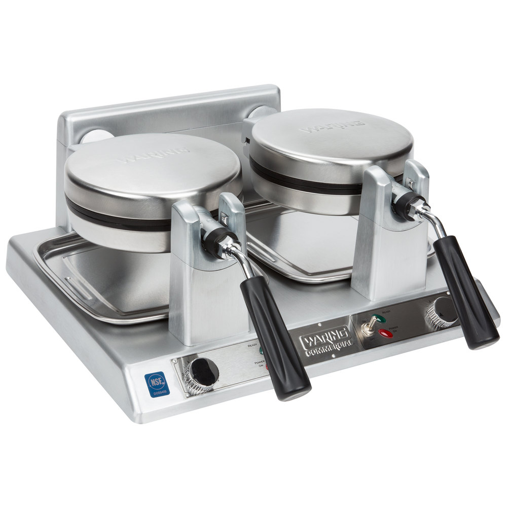 image preview - Waring Pro Waffle Maker
