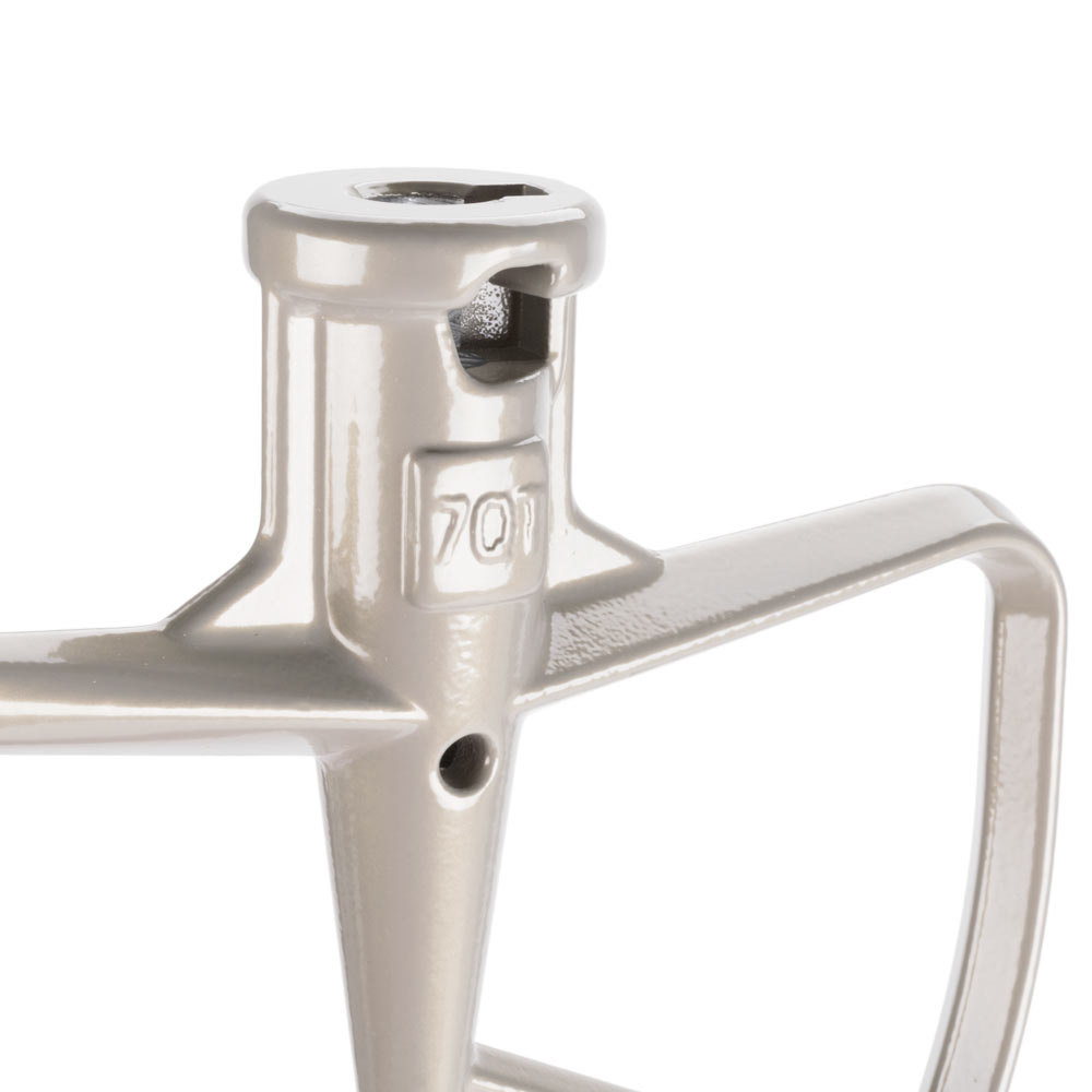 Kitchenaid Kafe7l Flex Edge Beater For Commercial Stand Mixers