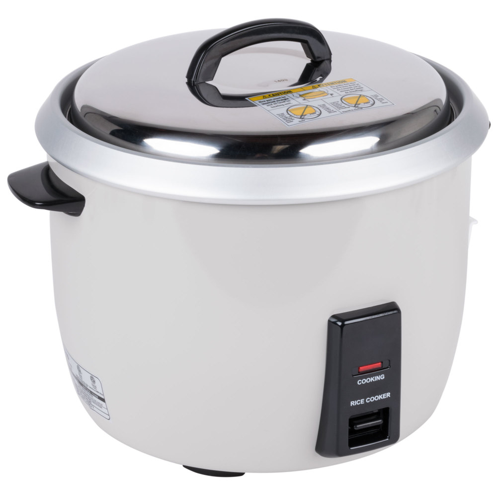 60 Cup (30 Cup Raw) Commercial Rice Cooker