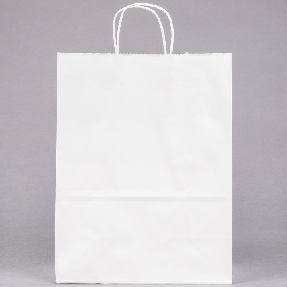 buying paper grocery bags Partners brand paper shopping bags, 8 3/8h x 5 1/4w x 3 1/4d, kraft, case of    cosco premium large brown paper shopping bags - 10 width x 13.