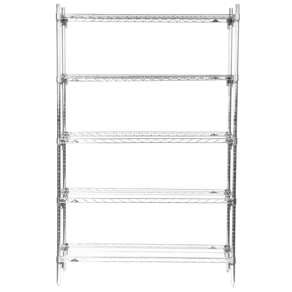 Metro Super Erecta Shelving | Intermetro Super Erecta Shelving