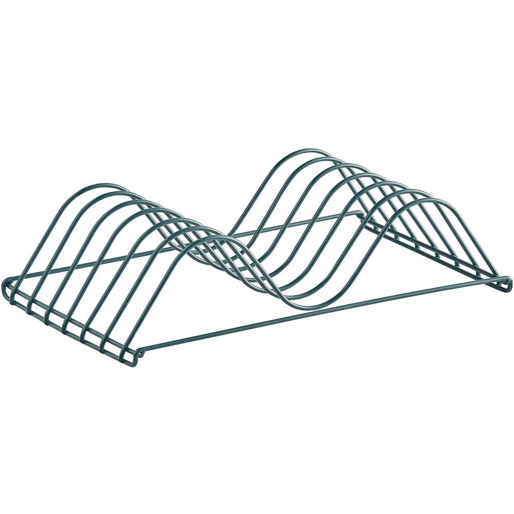 Regency Add-On Drying Rack for 18 inch Shelves - 1 1/4 inch Slots