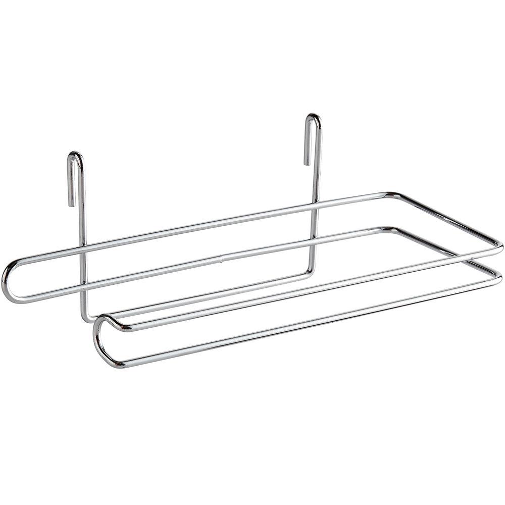 Regency Chrome Shelf-Mount Paper Towel Holder