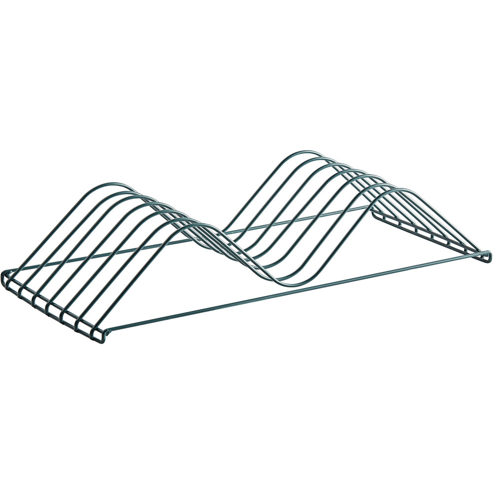 Regency Add-On Drying Rack for 24 inch Shelves - 1 1/4 inch Slots