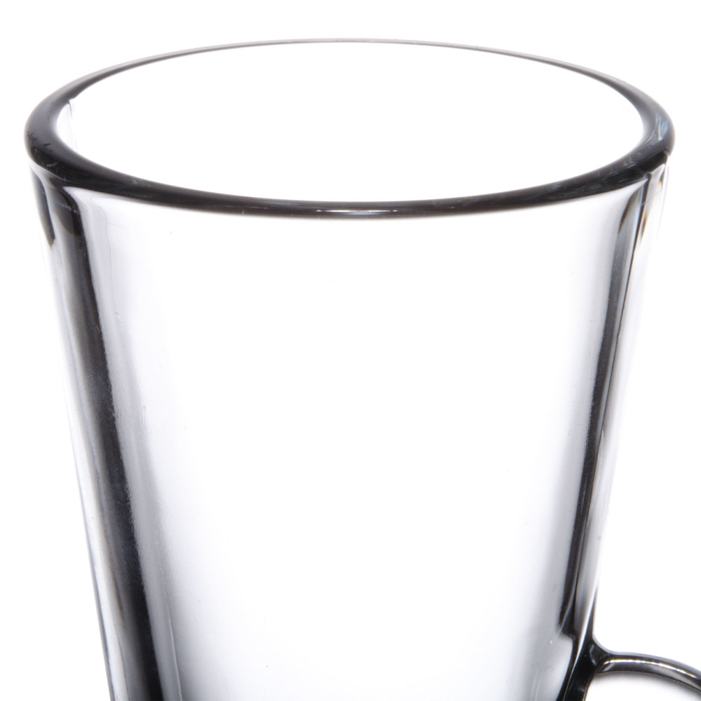 Libbey 5293 8 5 Oz Irish Glass Coffee Mug 24 Case