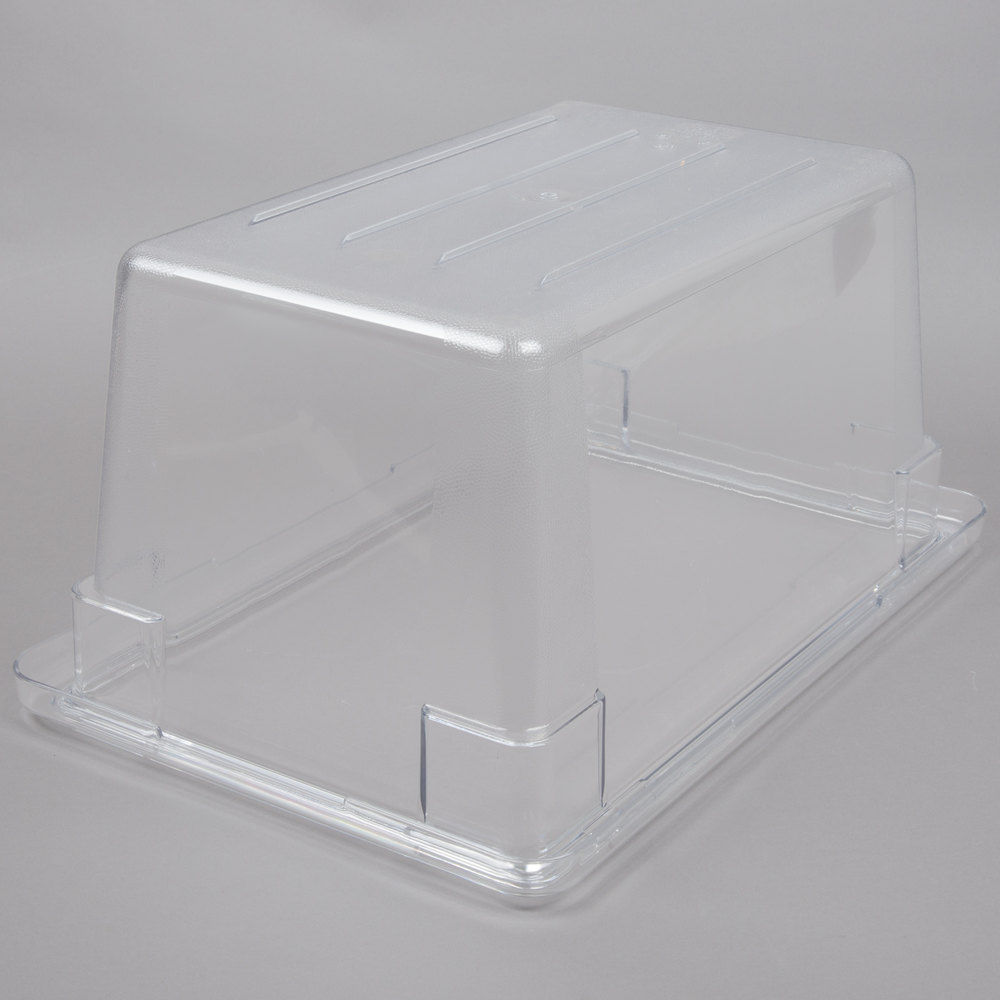 Cambro 12189cw135 Camwear 12 Quot X 18 Quot X 9 Quot Clear Food